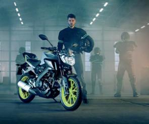 Yamaha MT-125 à partir de 38 € par mois